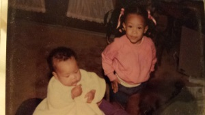 kia and ashley babies